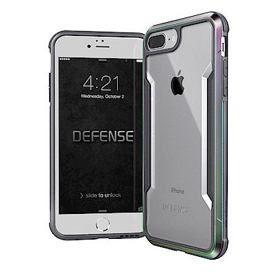 DEFENSE刀鋒極盾II iPhone 7 i8 Plus耐撞擊手機殼繽紛虹