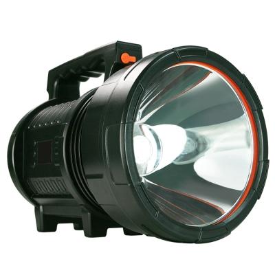KINYO 黑武士充電式LED強光探照燈(LED-311)