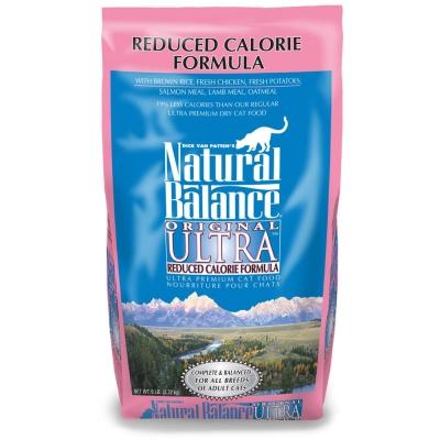 Natural Balance 特級成貓低卡調理配方 6lbs(2.7kg)