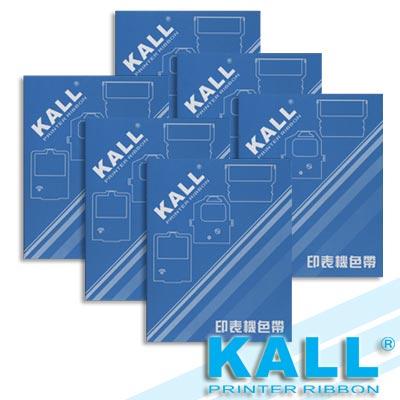 KALL『 NEC P3300 』色帶(黑色/1組6入)