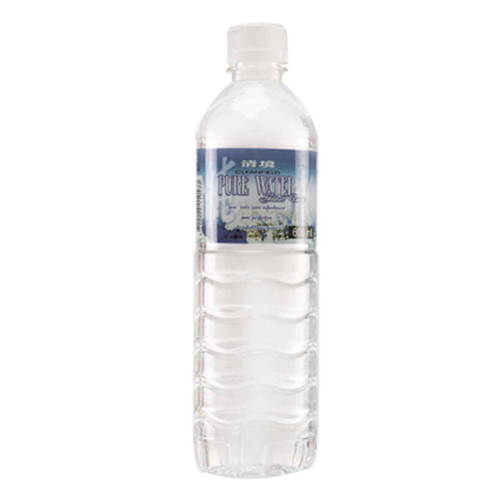 清境 純水(600mlx24入)