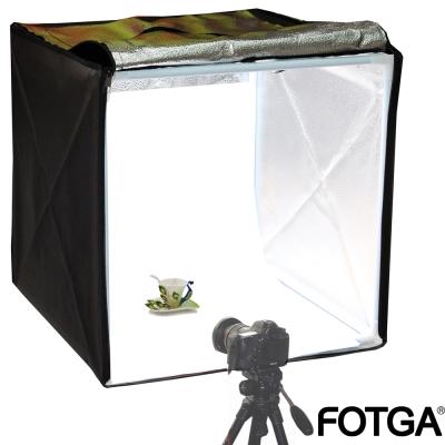 FOTGA 攜帶型攝影光棚(LED-T84)
