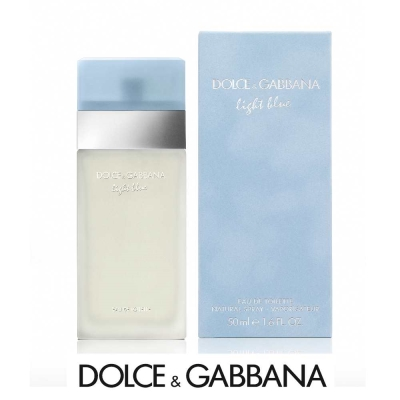 Dolce&Gabbana 淺藍女性淡香水50ml
