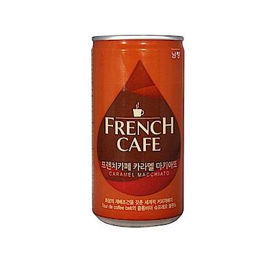 韓味不二 南陽法式咖啡-焦糖瑪奇朵(175ml)