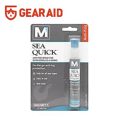 【美國GearAid】 Sea Quick 面鏡除霧噴劑-2入組