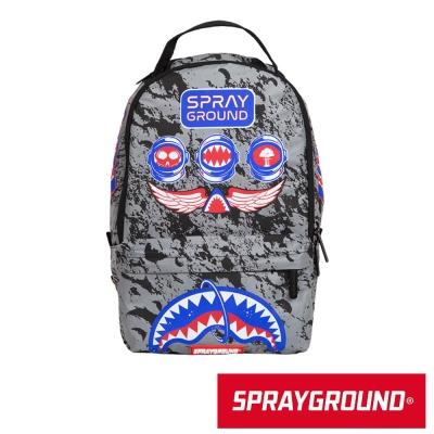 SPRAYGROUND DLX Mini系列 Lil 3M 反光太空探險 迷你潮流後背包