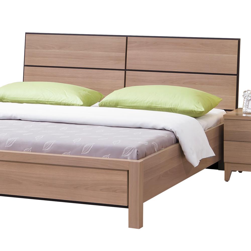 愛比家具 斯諾迪6.4尺雙人加大床頭片
