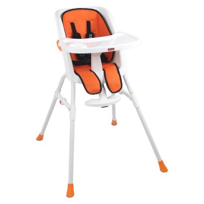 Yip baby 多功能高腳餐椅-橘