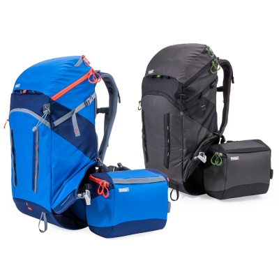 MindShift Gear 曼德士‧180度戶外探險攝影背包 (全配)-暮光藍