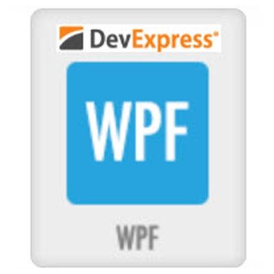 DevExpress WPF Subscription(資料庫開發)單機下載
