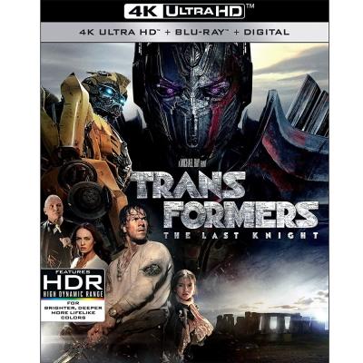 變形金剛5:最終騎士 UHD+BD 雙碟限定版 藍光 BD