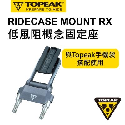 TOPEAK RIDECASE MOUNT RX 低風阻概念固定座