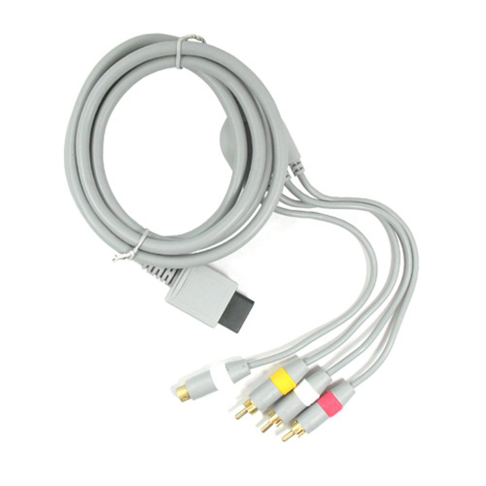 【Wii專用】S/AV端子線