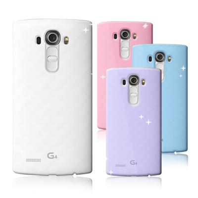VXTRA 超完美 LG G4 H815 清透0.5mm隱形保護套