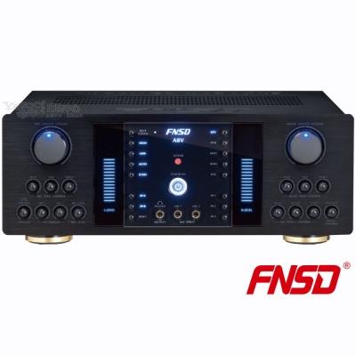 FNSD A8V數位迴音卡拉OK綜合擴大機