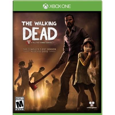陰屍路(行屍走肉)第一季完整版The Walking Dead -XBOX ONE英文美版