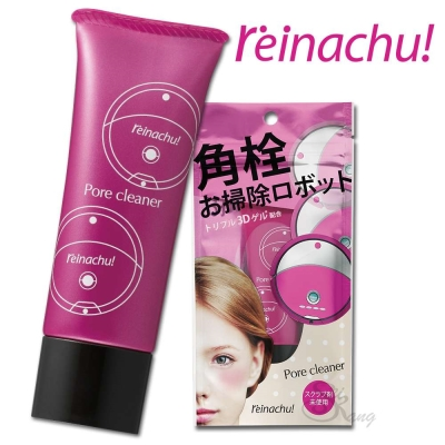reinachu毛孔溫和清潔凝膠25g