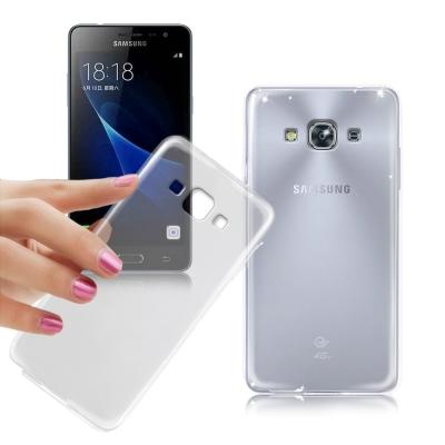 XM Samsung Galaxy J3 Pro 薄型清柔隱形保護套