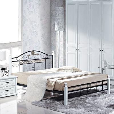 床架 雙人5尺 莉兒鐵床 AS