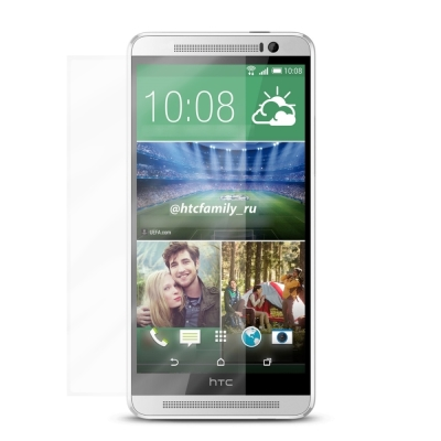 D&A HTC ONE(M8)專用日本AAA頂級AS螢幕保護貼(AS高密...