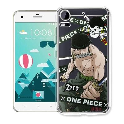 航海王 HTC Desire 10 Pro 透明軟式手機殼(封鎖索隆)