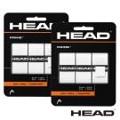 HEAD Prime 球拍外層握把布(白)-2卡 285475