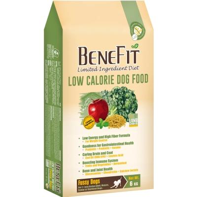 BENEFIT斑尼菲L.I.D. 低卡犬糧 6kg 羊肉糙米配方