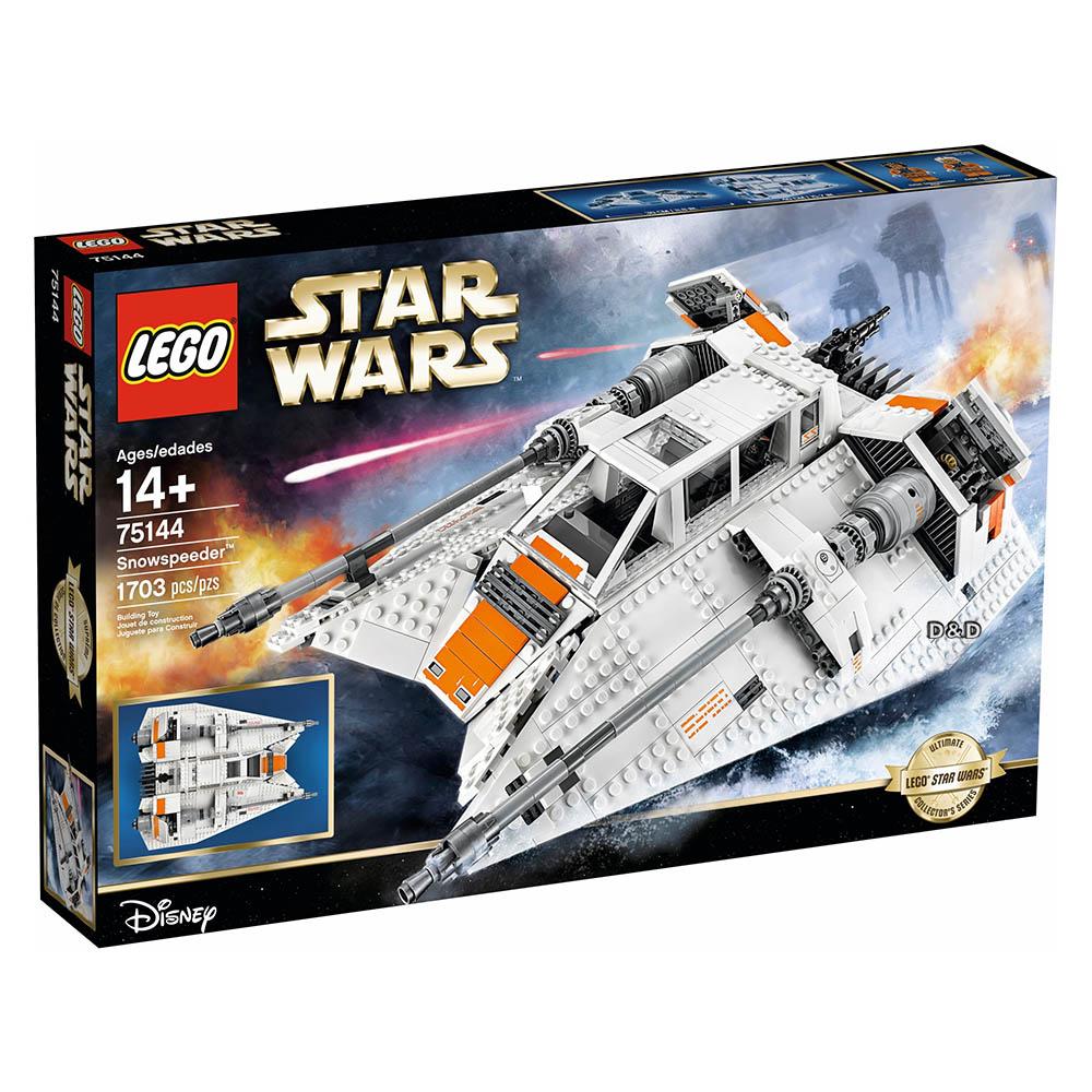 樂高LEGO 星際大戰系列 - LT75144 Snowspeeder