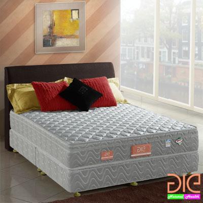 aie 竹碳+3M防潑水+乳膠真三線彈簧床墊(經濟型)-單人3.5尺