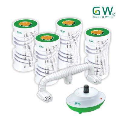 GW-水玻璃分離式除濕機6件組