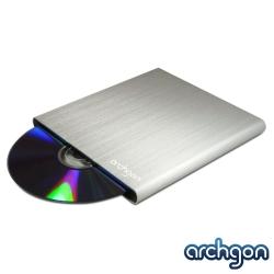 archgon 8X USB 3.0 吸入式DVD燒錄機 MD-8107G(黑銀兩色)