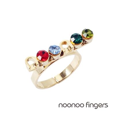 Noonoo Fingers Noonoo Ring Noonoo 戒指