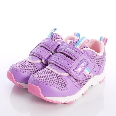 日本Carrot機能童鞋-速乾機能款-CRC207539紫(中小童段)