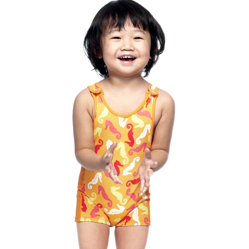 聖手牌 連身式寶寶泳裝