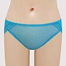 瑪登瑪朵 S-Select 低腰三角網內褲(純淨藍)