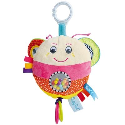 GMPBABY 法國娃娃Doudou花瓢蟲聲音玩具掛件 (15cm)