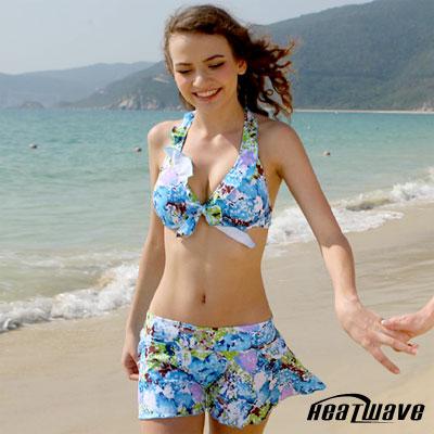 【Heatwave】花漾風彩 比基尼三件式泳裝