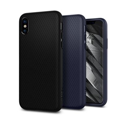 Spigen iPhone X Liquid Air-超輕薄型彈性保護殼