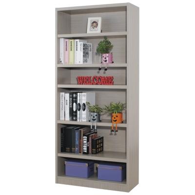 [時時樂限定] EASY HOME 六格3cm厚板書櫃