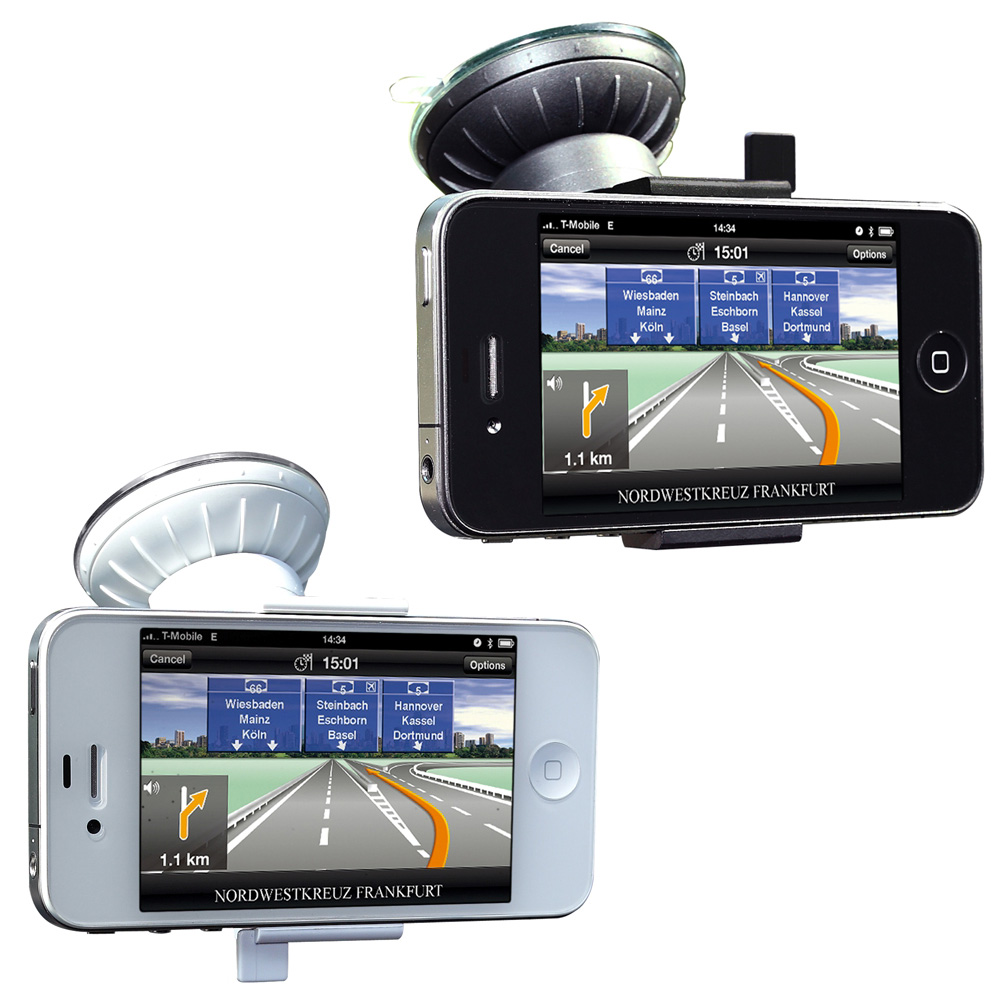 Just Mobile Xtand Go iPhone 4/4S通用型車用支撐架