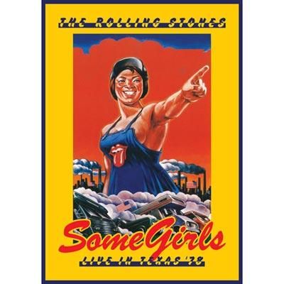滾石合唱團 - 「女孩大不同」德州演唱會 DVD+CD