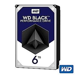 WD6003FZBX 黑標 6TB 3.5吋SATA硬碟
