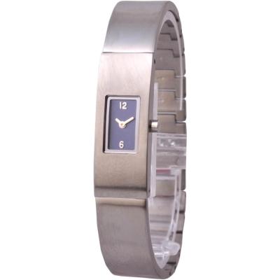 MORGAN 極簡洗鍊個性腕錶-湛藍/12mm
