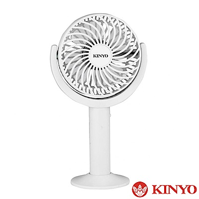 KINYO 桌立+手持2合1風扇(UF-147)