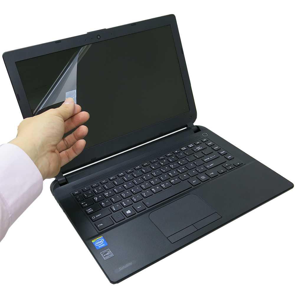 EZstick TOSHIBA Satellite C40-B 靜電式筆電螢幕貼