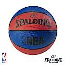 SPALDING NBA NO.1 迷你小球 藍紅 2顆裝籃球 SPA66993