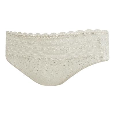 瑪登瑪朵超涼bra中腰寬邊三角萊卡褲舞墨灰