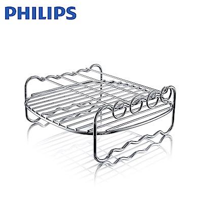 飛利浦 PHILIPS 健康氣炸鍋專用雙層烤架(HD9904)