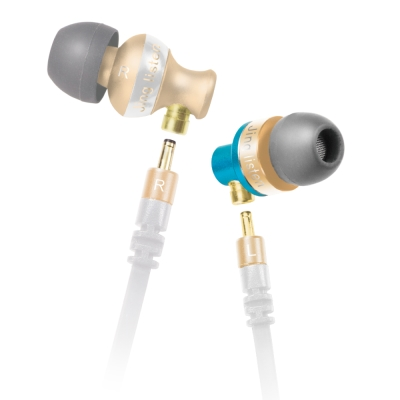 TCSTAR 雙機體入耳式耳機麥克風TCE5110