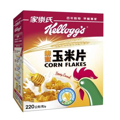 家樂氏 蜂蜜玉米片(220g)